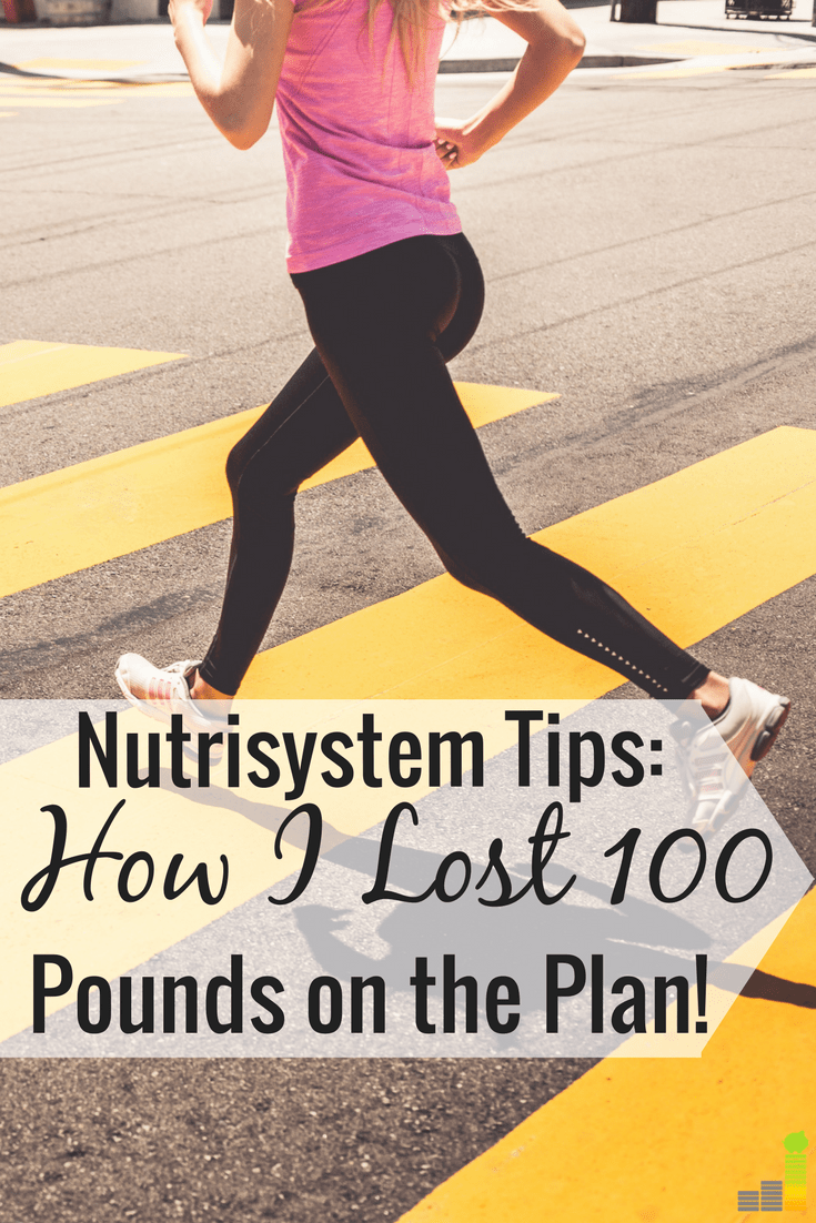 Nutrisystem Review: How I Lost 100 Pounds On The Plan