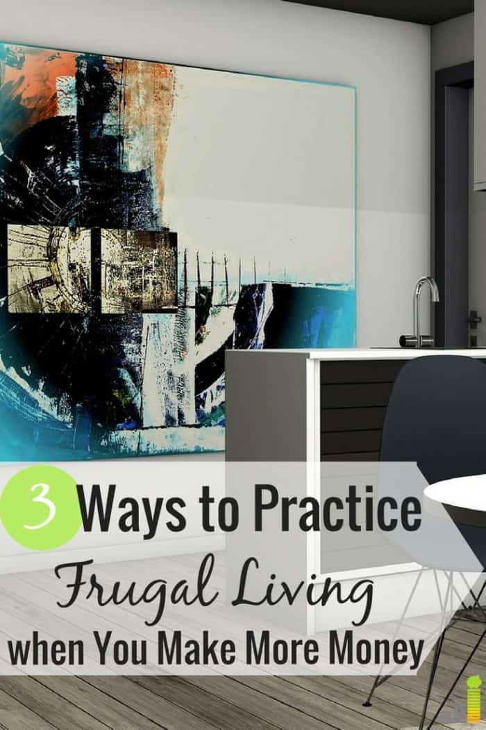 Trying to be frugal can be hard if you don't have the right mindset. Here's how living frugally can help you reach goals and have the life you want.