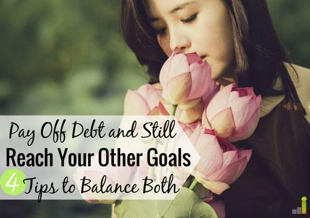 We all have financial goals we want to hit, but how do you do that when you have so many other obligations. Here's how to balance your finances effectively.