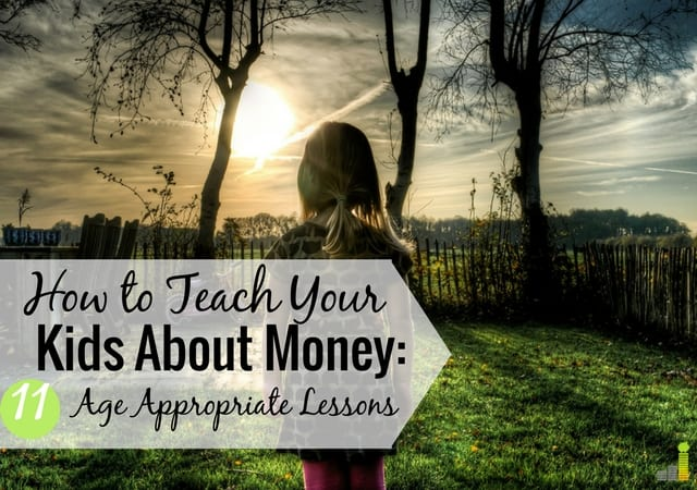 frugalrules.com - 11 Important (Age Appropriate) Money Lessons You Can Teach Your Kids