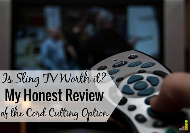 Sling TV Review: Is it Worth $25 Per Month? - Frugal Rules