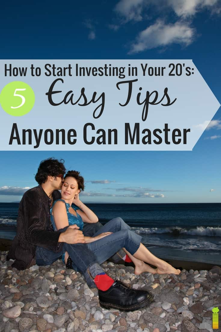 Start Investing In Your 20s Even If You Have Little Money Here Are Some  Simple