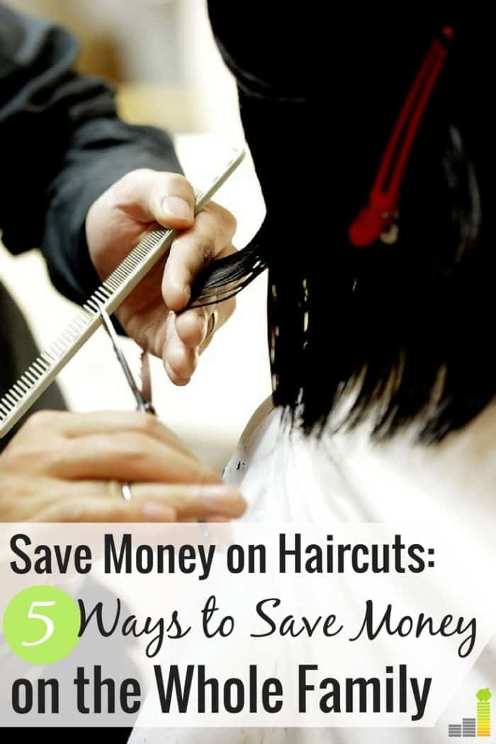You can save money on haircuts if you do a little homework. I show different ways we save on haircuts as opposed to spending $30+ each time we need it done.