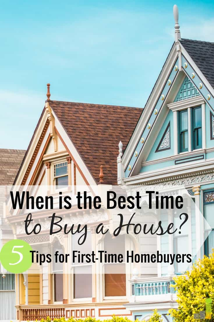 The Right Time To Buy A House Is A Personal Choice, With Many Factors For