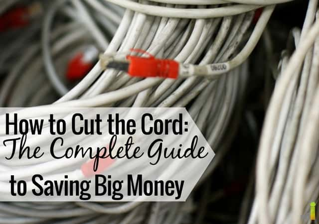 how to cut the cable tv cord in 2017