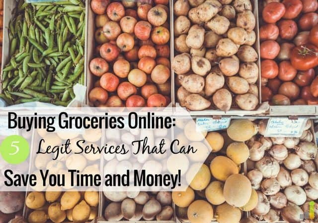 Buying groceries online may seem like a hassle, but I've found it saves time and money. Here are the best places to shop for groceries online to save money.