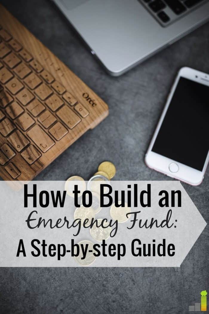 Our emergency fund bailed us out of an expensive week. If you don't have an emergency fund, here's why you need one and how to start it - now!