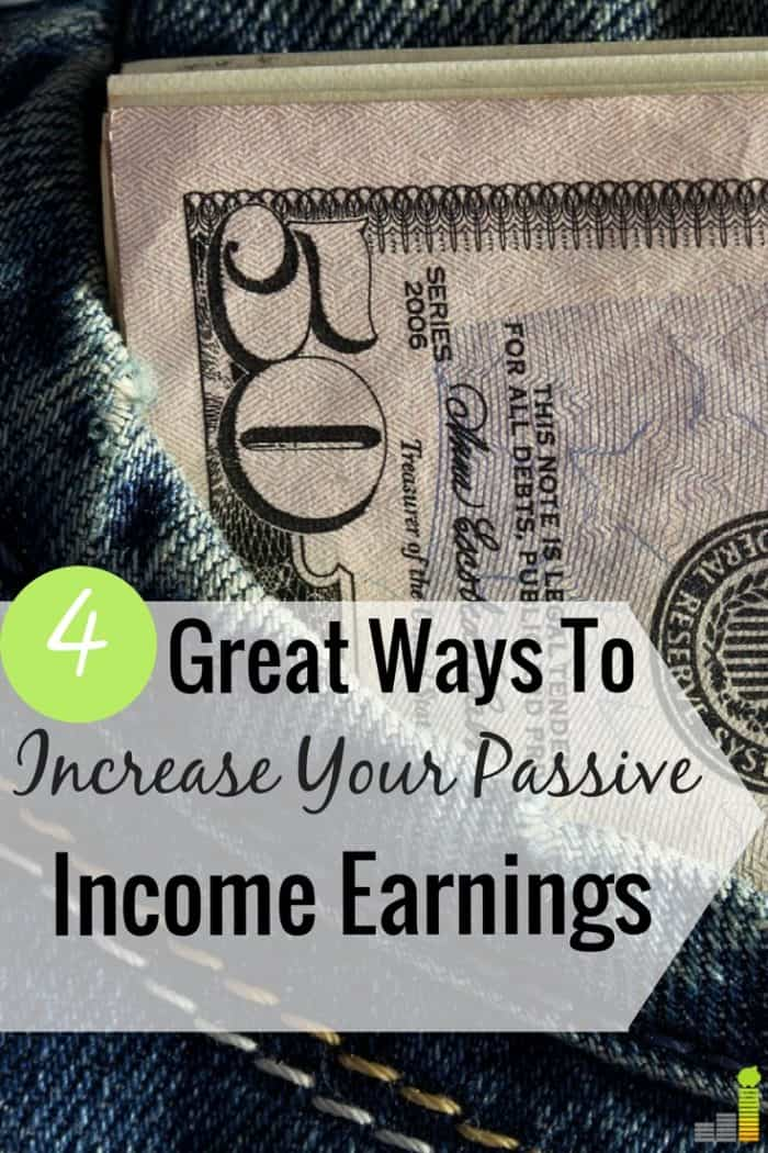 Passive income is a great way to make money, but it's not always passive. Here are 4 things to know when pursuing passive income and how to maximize it.