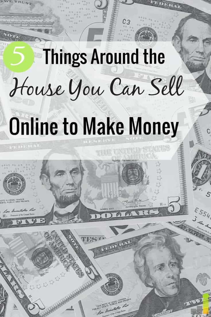 The 5 best selling items sitting right under your roof for Things to make to sell online