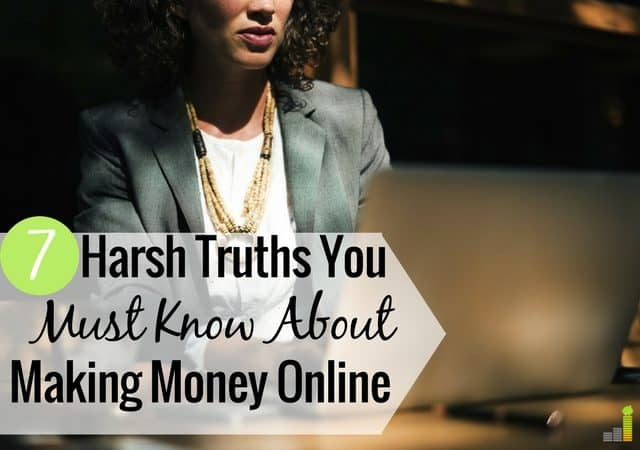 Making money online is great, but there are some truths you need to know. Here are 7 truths to know before you start working online.