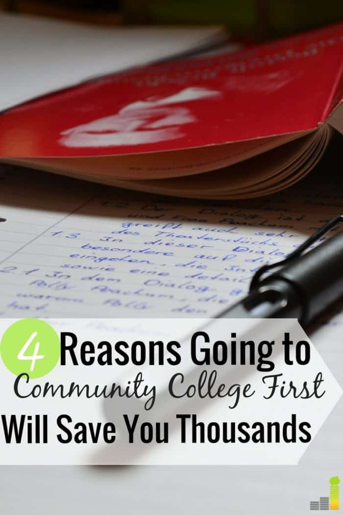 Going to community college first can be a great way to save money on college. Here are 4 reasons why you should consider junior college first.