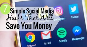 You can save money with social media many ways. Here are 7 ways to save cash with social media and keep more money in your pocket.
