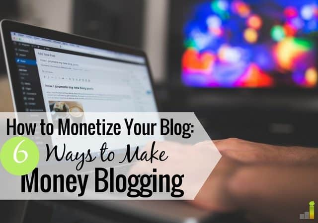 You can monetize a blog in many ways. Here are 6 great ways to monetize a website and make a great income while working from anywhere you want.