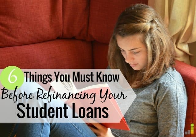 There are many benefits to refinancing your student loans, but not all is good. Here are the pros and cons to refinancing student loans to save money.