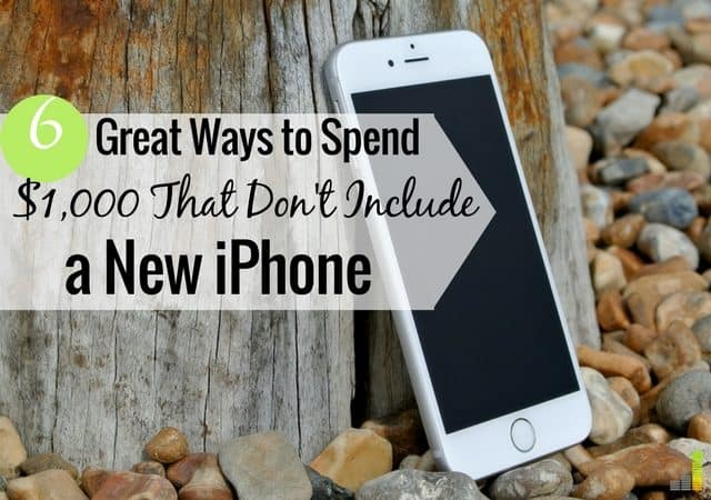 The new iPhone X is coming out, but it costs over $1,000. Here are 6 ways you can be wiser with that money and still have a great smartphone.