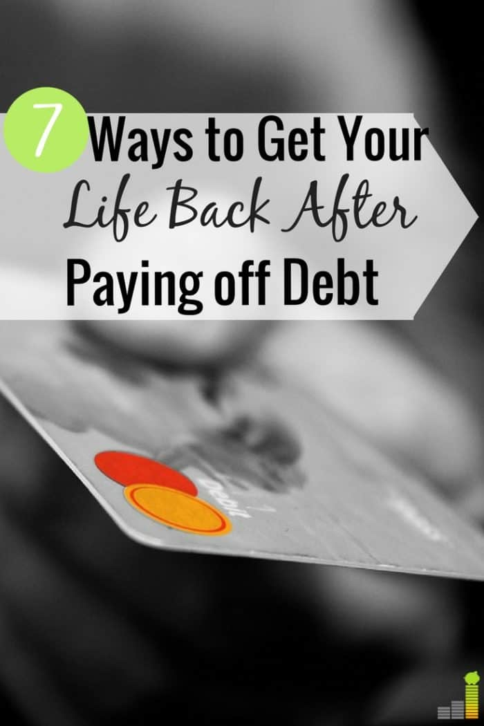 Working to pay off your debt but don't know what to do after you're done? Here are 7 things to do once you pay off your debt to set yourself up for success.
