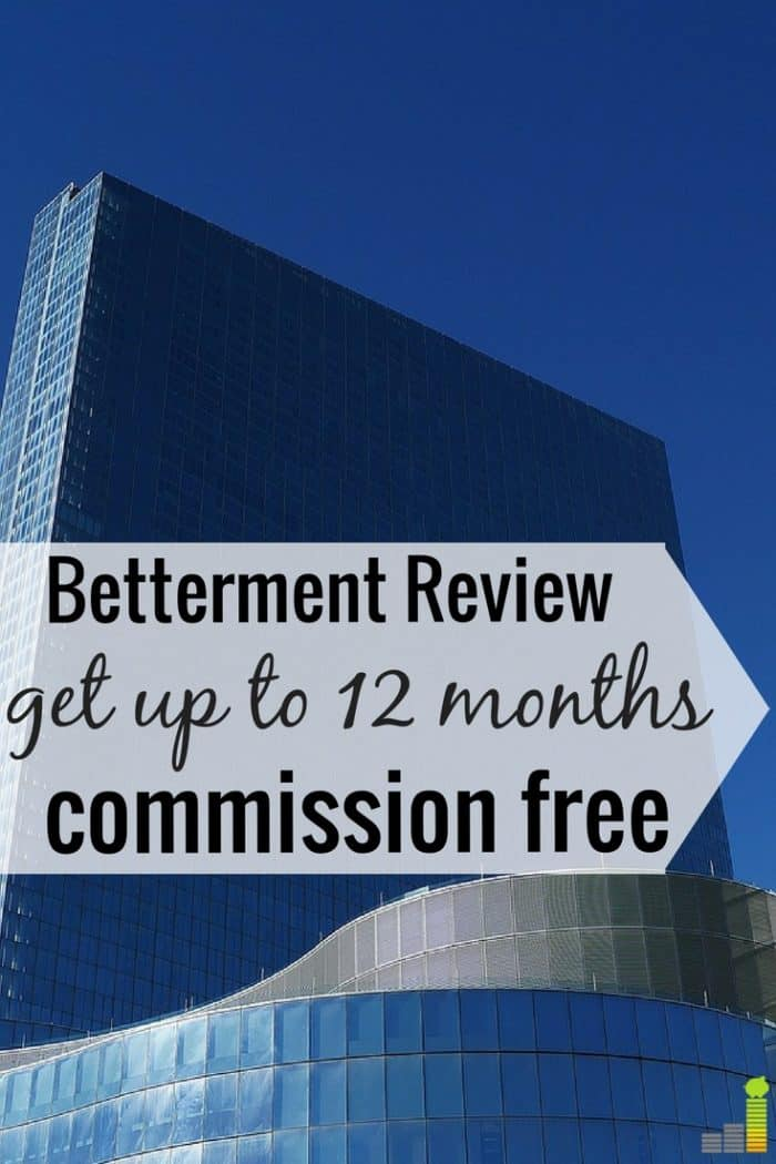 Betterment is a low cost robo-advisor who simplifies investing for the masses. Read my Betterment review to see how to get your first 6 months free!