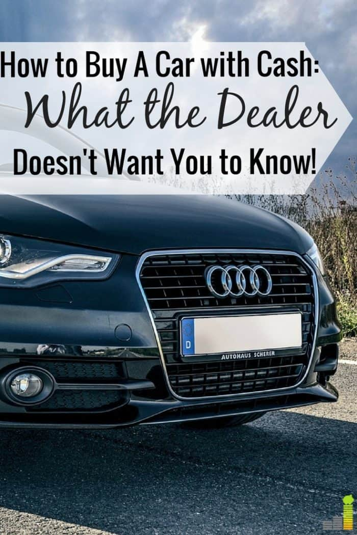How to Buy A Car With Cash: Say Goodbye to Car Payments! - Frugal Rules