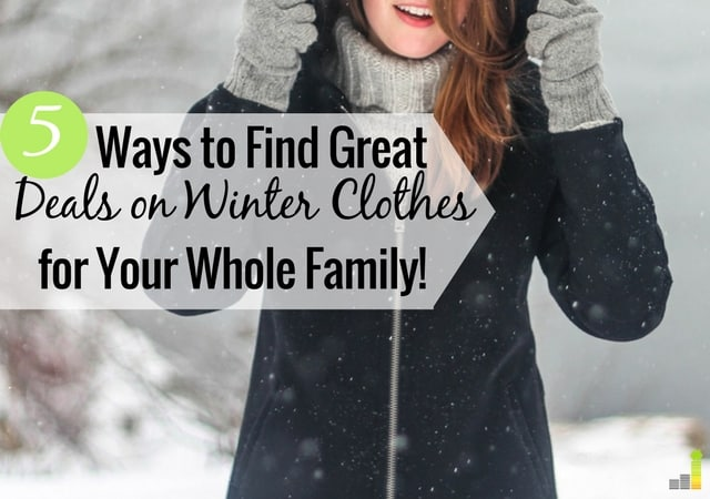 Whether you're looking to fill your closet with cheap clothes or inexpensive accessories, there are always ways to save. When to Shop for Clothes. One of the best times to shop for clothing deals is at the end of the season, especially the end of winter and the end of summer.
