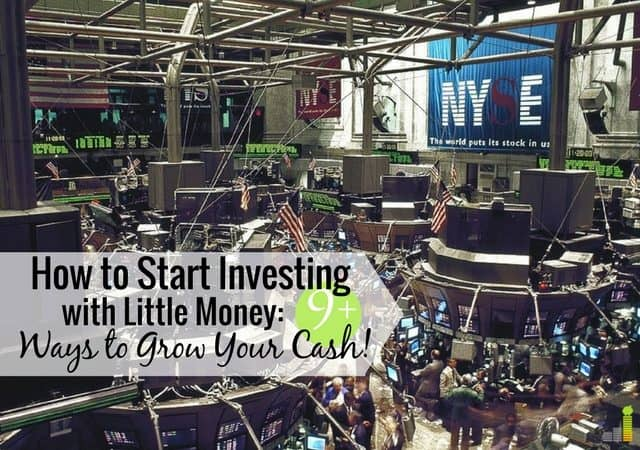 You can invest on a low income even if you think you can't. Here's how to invest on a small budget and turn your money into big bucks!