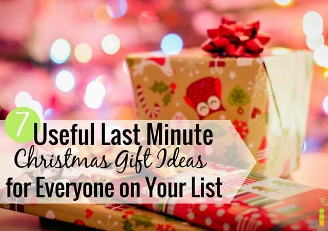 useful last minute christmas gift ideas can be hard to find when on a budget