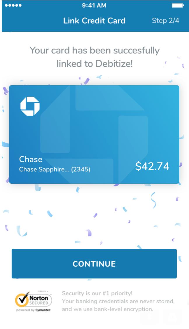 debitize