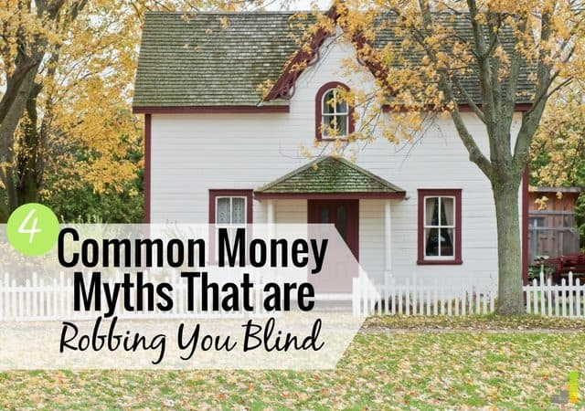 Common money myths do one thing - they drain your money. Here are 4 top money myths and how to fight against them to grow your wealth.
