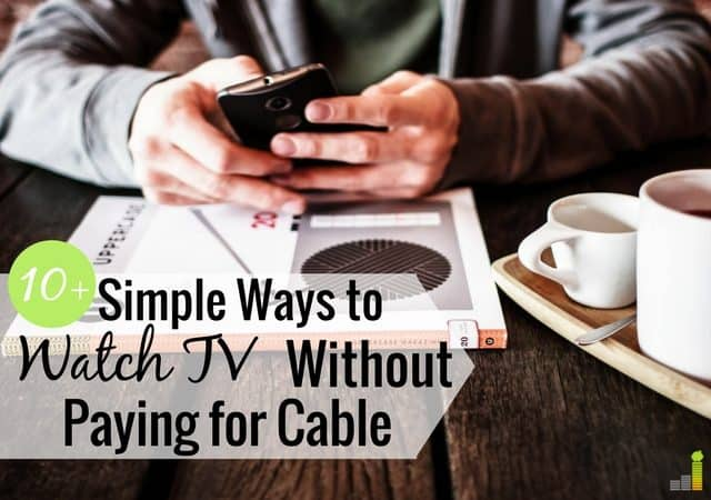 How to Watch Local TV Without Cable - Frugal Rules