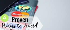 Credit card mistakes can easily turn into debt if you're not careful. Here are the 4 worst credit card mistakes you can make and how to avoid them.
