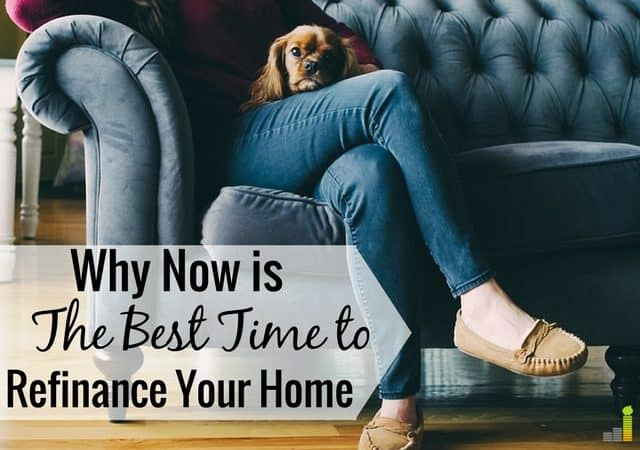 Refinancing your home can offer several financial benefits to you and your family. Here are a few reasons why now is a great time to refinance.