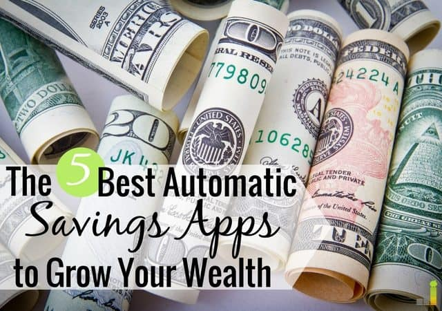 The best automatic savings apps make saving money simple. Here are the top microsaving apps that will help you grow your wealth while you sleep.
