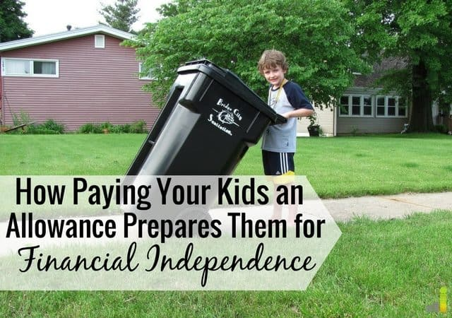 Kids don't think about financial independence, but we think it's important to show them the benefits. Here's how to wisely teach your kids about money.
