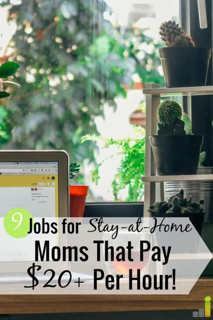 The best jobs for stay-at-home moms let you make good money with little experience. Here are 9 legit high-paying work-from-home jobs that offer flexibility.