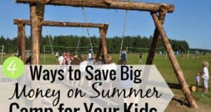 Summer camp is just around the corner. Here's how we save money on summer camp so that we don't sacrifice on the fun and can still create memories for kids to cherish.