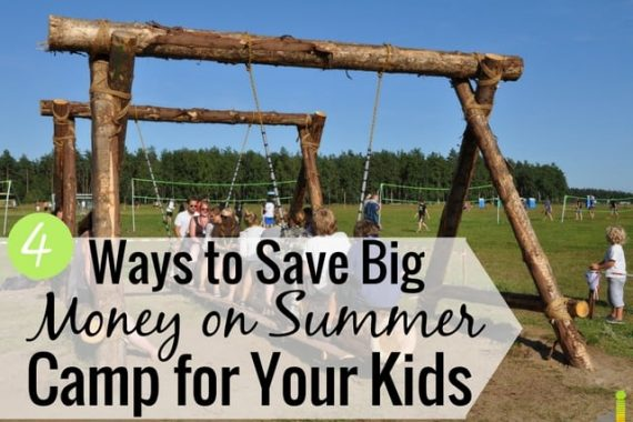 Summer camp is just around the corner. Here's how we save money on summer camp and create cherished family memories without sacrificing fun.