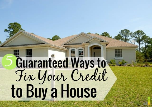 It's a challenge to get your credit ready to buy a house. But here's how to get the credit score needed to do it and pay less interest on your loan.