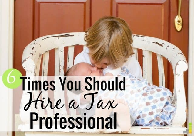 There are times when it makes sense to file your own taxes to save money, but there are also a few unique situations when hiring a tax professional is definitely worth the cost.