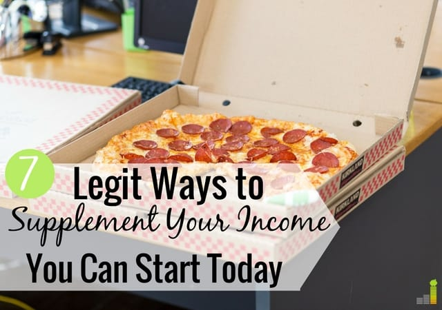 Looking for ways to supplement income? Here are 7 legit ways to make residual income you can use to pad your budget and accomplish your financial goals.