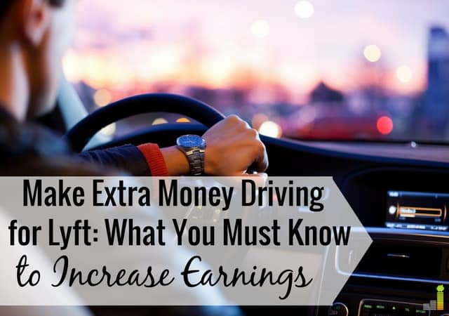 How Much Can You Make Driving For Lyft >> How Much Money Can You Make Driving For Lyft? - Frugal Rules