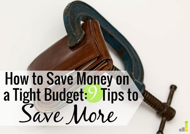 9 simple ways to save money on a tight budget frugal rules. Black Bedroom Furniture Sets. Home Design Ideas
