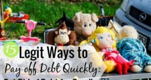 You can legally eliminate credit card debt quickly in many ways. Here are the 15 best ways to get rid of credit card debt, get your life back, and pursue financial freedom.