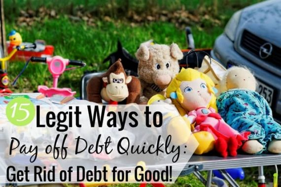 You can legally eliminate credit card debt quickly in many ways. Here are the 15 best ways to get rid of credit card debt and get your life back.