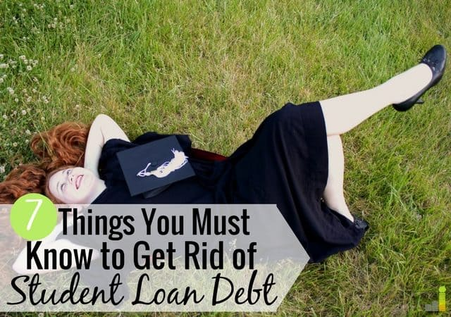 The biggest student loan mistakes make repaying them difficult. Here's how to avoid 7 common mistakes and pay off your student loans faster.