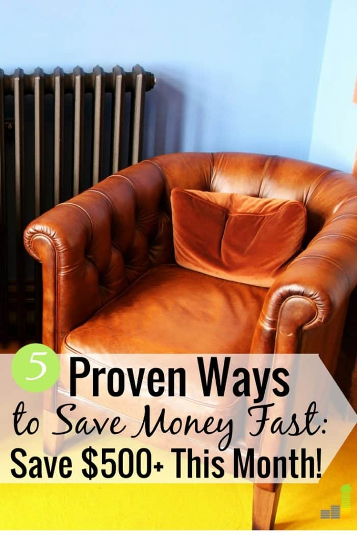If you need to save moneynow, there are several ways you can grow your savings account quickly. Saving money fast can be difficult, but here are 5 ways you can save money now to build your savings.