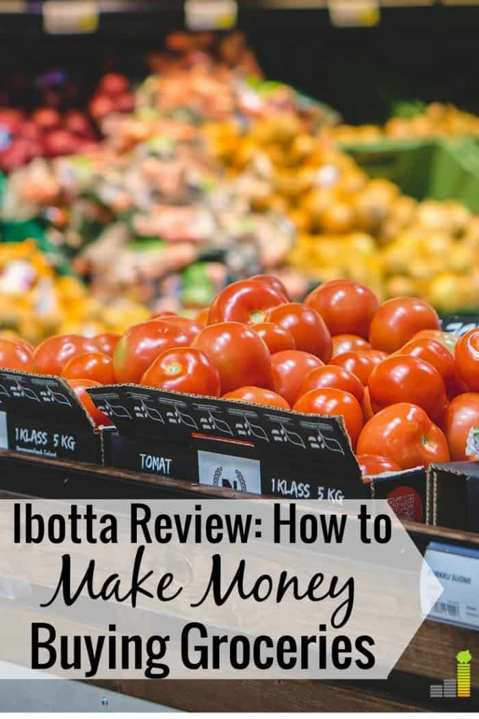 Apps like Ibotta help get cash back when buying groceries. Our Ibotta app review discusses how you can maximize your cash back when shopping at the store or online.