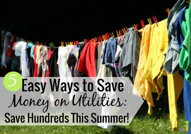 It's possible to save money on utilities this summer and help your budget. Here are five ways to reduce energy and save a little money this summer.