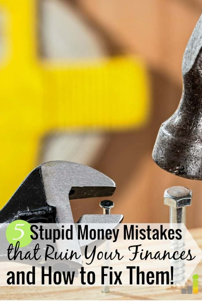 Bad pieces of financial advice can have a terrible impact on your finances. Here are five ways bad money advice can impact your budget and how to avoid them so you can pursue financial freedom.