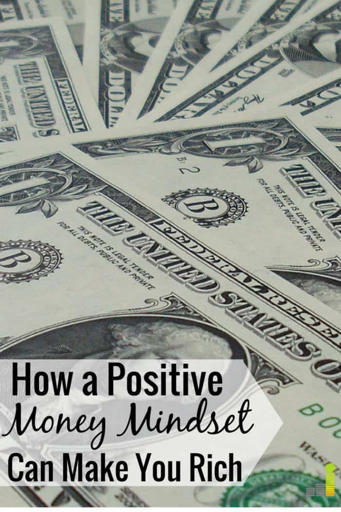 A positive money mindset is important to have as a means to grow your net worth. However, we all have baggage that might hold us back from having an abundance mindset. Here's how you can develop a millionaire mindset and grow your wealth.