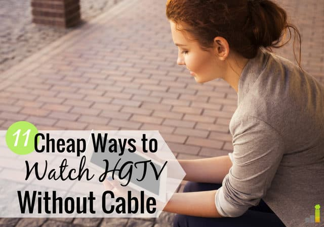 Want to know how to watch HGTV without cable? Here are 11+ ways to watch your favorite HGTV shows without paying for cable or satellite and save big.