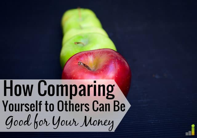 It can be scary to compare your money situation to others. By comparing numbers, and not what you see on social media, you can see where you stand and how to improve your finances.